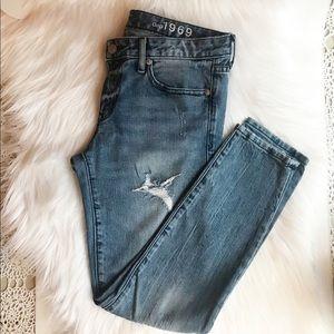 GAP 29r Always Skinny Jeans